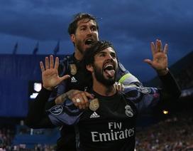Chấm điểm trận Atletico 2-1 Real Madrid: Điểm nhấn Isco