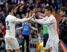 """Real Madrid và băng ghế dự bị """"dát vàng"""""""