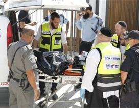 Nổ súng gần địa điểm linh thiêng ở Jerusalem, 2 cảnh sát Israel thiệt mạng