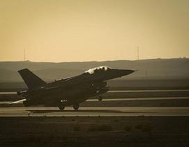 Israel tập trận không quân lớn nhất trong lịch sử với 7 nước