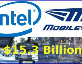 Intel gây chấn động khi đầu tư vào công nghệ xe tự lái