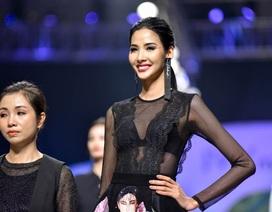 """Thực hư chuyện Hoàng Thùy """"mất tích"""" bí ẩn tại Hoa hậu Hoàn vũ Việt Nam?"""