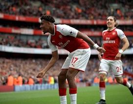 Thắng nhẹ Brighton, Arsenal áp sát tốp 4 Premier League