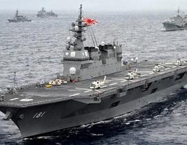 Nhật Bản mở triển lãm vũ khí, đẩy mạnh quan hệ quốc phòng với Đông Nam Á