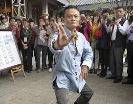 Jack Ma dạy thái cực quyền cho doanh nhân