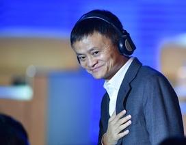 """Jack Ma: """"Để tiền mặt trong ví dễ bị móc túi, lừa đảo, tạo điều kiện cho tham nhũng..."""""""