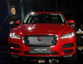 Jaguar F-Pace ra mắt Việt Nam, giá từ 3,595 tỉ đồng