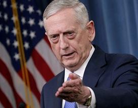 """Bộ trưởng Quốc phòng Mỹ """"sốc"""" vì quân đội chưa sẵn sàng chiến đấu"""