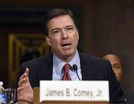 Cựu Giám đốc FBI hoãn điều trần về nghi vấn mối quan hệ Trump-Nga