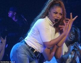 Janet Jackson gây kinh ngạc với dáng thon