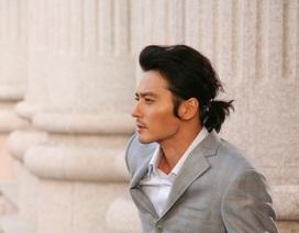 """Mê mẩn ngắm góc nghiêng của """"nam thần"""" Jang Dong Gun"""