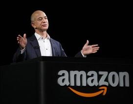 """CEO Amazon """"đút túi"""" 3,3 tỷ USD chỉ trong 1 giờ đồng hồ"""