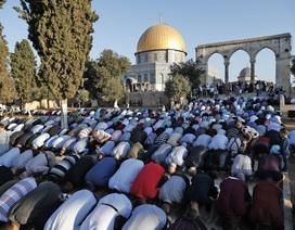 Vùng đất linh thiêng Jerusalem giữa điểm nóng Trung Đông