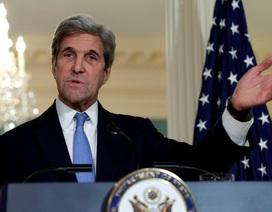 Ngoại trưởng Mỹ John Kerry sắp thăm Việt Nam