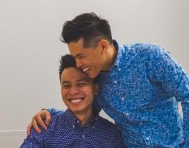 John Huy Trần kết hôn cùng bạn trai tại Canada