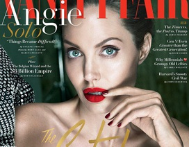 Angelina Jolie trải lòng về căn bệnh lạ và cuộc hôn nhân với Brad Pitt
