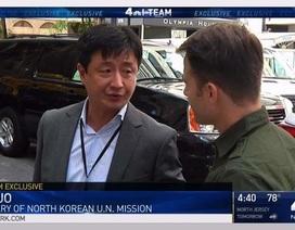 """Triều Tiên bị """"tố"""" nợ New York 156.000 USD phí đỗ xe"""