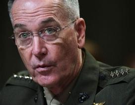 Tướng Dunford: Trung Quốc sẽ là mối đe dọa lớn nhất của Mỹ