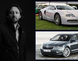 Nhà thiết kế Bugatti Veyron đầu quân cho BMW