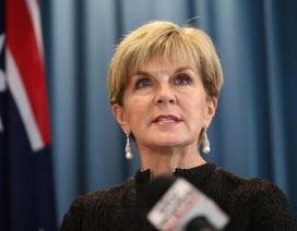 Ngoại trưởng Australia chỉ trích ông Trump khen hình thể Đệ nhất phu nhân Pháp