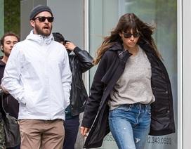 Justin Timberlake bị vợ giận dỗi giữa phố