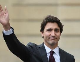 Trưa nay, Thủ tướng Canada Justin Trudeau tới Hà Nội