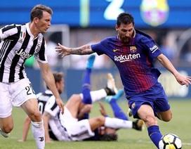 Lượt thứ 5 vòng bảng Champions League: Chờ Juventus rửa hận Barca