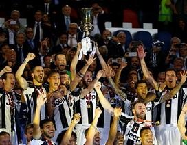 Juventus giành cúp Italia, Monaco vô địch Ligue 1 sau 17 năm