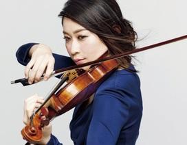 """""""Bông hồng"""" violon Nhật Bản hội ngộ khán giả Việt"""