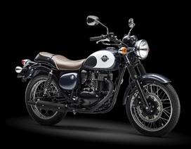 Kawasaki gây ngạc nhiên với ý tưởng retro 175cc