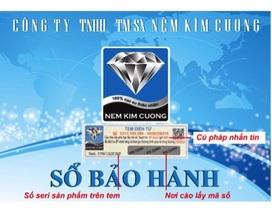 Nệm Kim Cương trong cuộc chiến chống hàng giả - hàng nhái