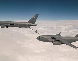 """""""Trạm nhiên liệu biết bay"""" sắp gia nhập Không quân Mỹ"""