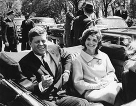 Cuộc đời cố Tổng thống Mỹ John F. Kennedy qua ảnh