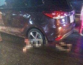 Xe 7 chỗ gây tai nạn, kéo lê xác nạn nhân gần 600 mét