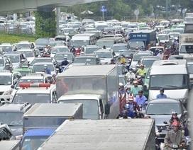 """Đề xuất làm monorail """"giải cứu"""" nạn kẹt xe ở Tân Sơn Nhất"""