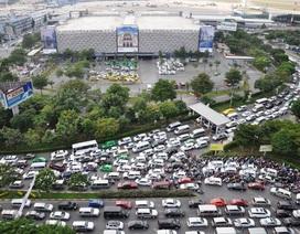 Trung chuyển hành khách từ công viên 23/9 vào Tân Sơn Nhất?