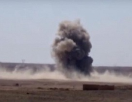 Không lực Syria tiếp tục phá vòng vây của IS tại sân bay quân sự Deir Ezzor