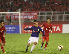 Tết với các đội bóng trong nước: Vui xuân không quên nhiệm vụ