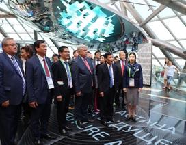 Ngày Quốc gia Việt Nam tại EXPO 2017 thu hút hàng nghìn du khách tham quan