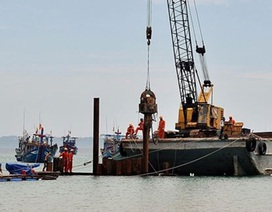 Khẩn trương khai quật, trục vớt tàu cổ đắm ở Dung Quất