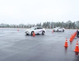 Honda Việt Nam khánh thành Trung tâm đào tạo lái xe an toàn mới