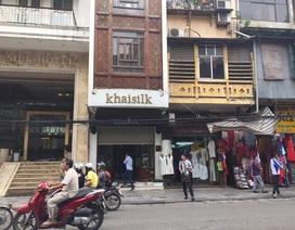 Khám xét, thu giữ một số sản phẩm của Khaisilk tại Hà Nội