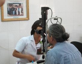 Khám miễn phíphát hiện biến chứng bệnh mắt sớm ở người bệnh đái tháo đường
