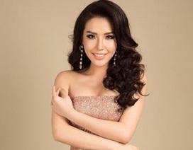 Khánh Phương đại diện Việt Nam tham dự Hoa hậu Siêu quốc gia 2017