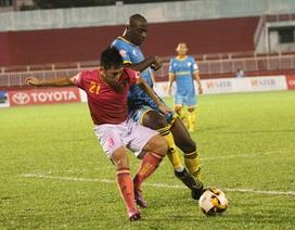 Thắng SHB Đà Nẵng, Khánh Hoà vươn lên đứng thứ ba V-League