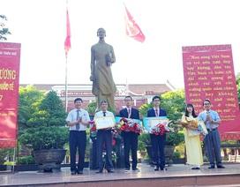 Huế tuyên dương 2 học sinh và 3 nhóm học sinh đạt giải quốc tế