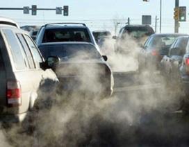 Giữ nguyên lộ trình áp dụng tiêu chuẩn khí thải với động cơ xăng