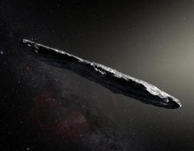 Tiểu hành tinh Oumuamua có hình dạng kỳ dị vì là sản phẩm nhân tạo?