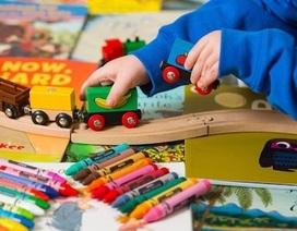 Nghiên cứu về cách cho trẻ chơi đồ chơi khoa học