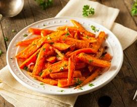7 thực phẩm có nhiều vitamin A hơn cà rốt